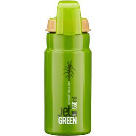Elite Jet Green Plus Borraccia 550ml, verde
